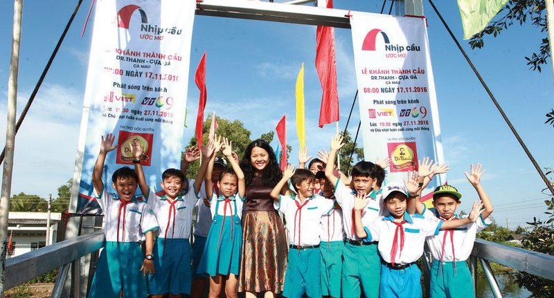 Tân Hiệp Phát nặng lòng với công tác xã hội