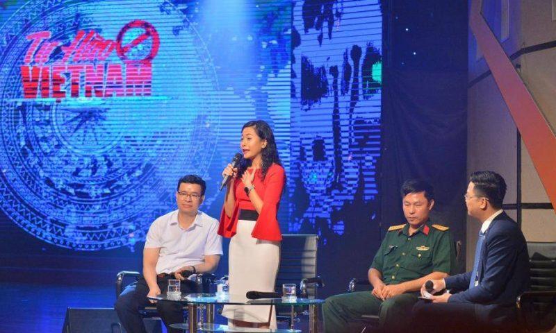 """Phó Tổng giám đốc Tân Hiệp Phát: """"Tôi vô cùng tự hào là người Việt Nam"""""""