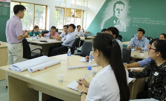 Cần có chuyên ngành đại học đào tạo khởi nghiệp