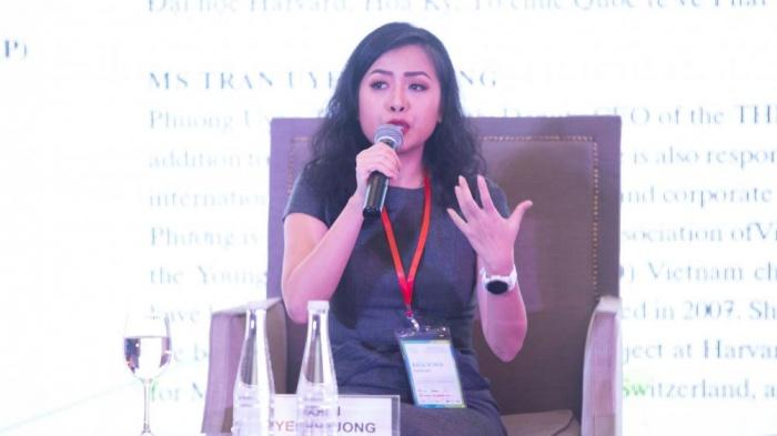 Bà Trần Uyên Phương: Thị trường nội địa là bệ đỡ chính để tận dụng EVFTA