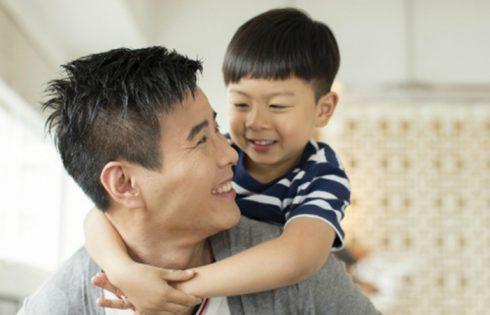 12 điều cần có của một ông bố tốt