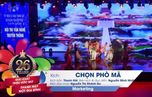 Hội thi Văn nghệ 2020   Kịch: Chọn Phò Mã   Khối Marketing