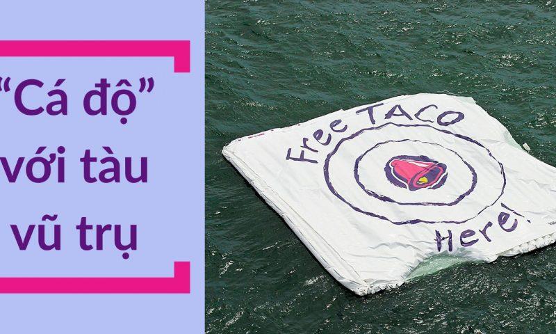 """Những chiêu tiếp thị """"độc nhất vô nhị"""" của Taco Bell"""