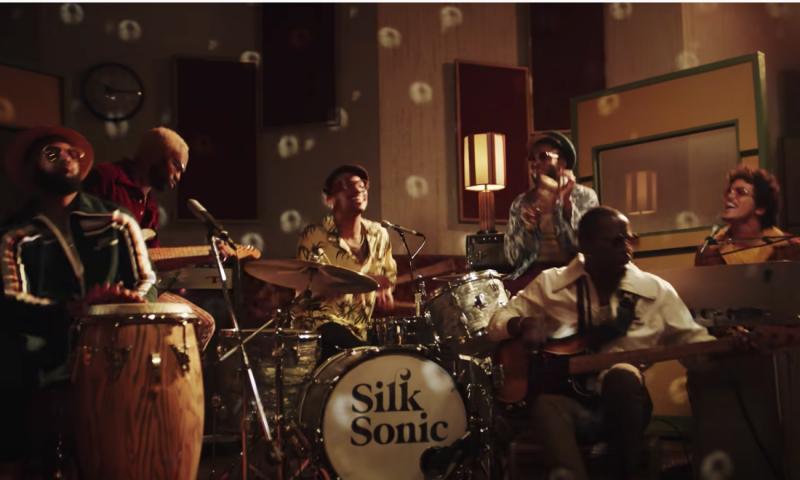 Tiếng hát Bruno Mars, Anderson .Paak, Silk Sonic – Leave the Door Open