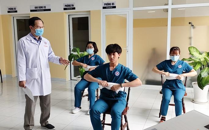 Bác sĩ chỉ liệu pháp giúp F0 tự khỏi bệnh sau 7 ngày