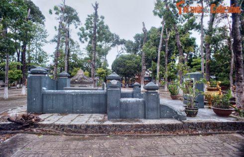 Kỳ bí loạt mộ cổ các nhân tài hàng đầu của vua Gia Long