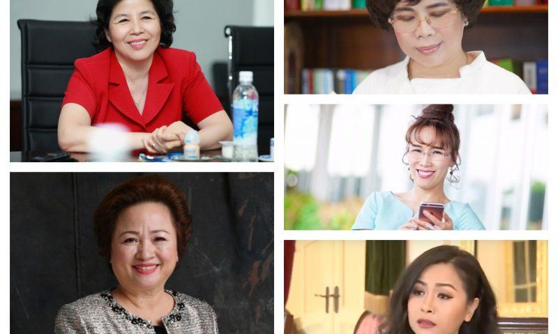 Dịp 20/10, cùng điểm lại những nữ doanh nhân thành đạt bậc nhất Việt Nam