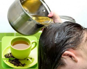 công dụng làm đẹp của trà xanh