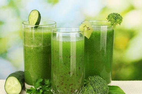 Những loại nước uống giải nhiệt cơ thể hữu hiệu
