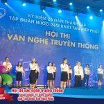 Hội thi Văn nghệ truyền thống THP – Nơi hội tụ các tài năng nghệ thuật tỏa sáng